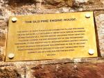 Image: Fire Engine House Plaque